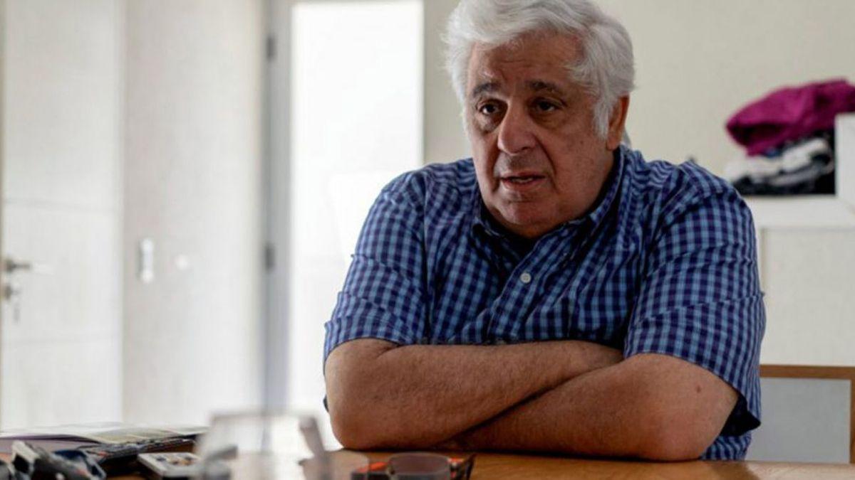 Alberto Samid: nuevo conflicto del empresario de la carne con la comunidad judía (Foto: Telam).