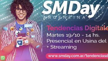 Conocé todas las tendencias digitales en el Social Media Day Argentina