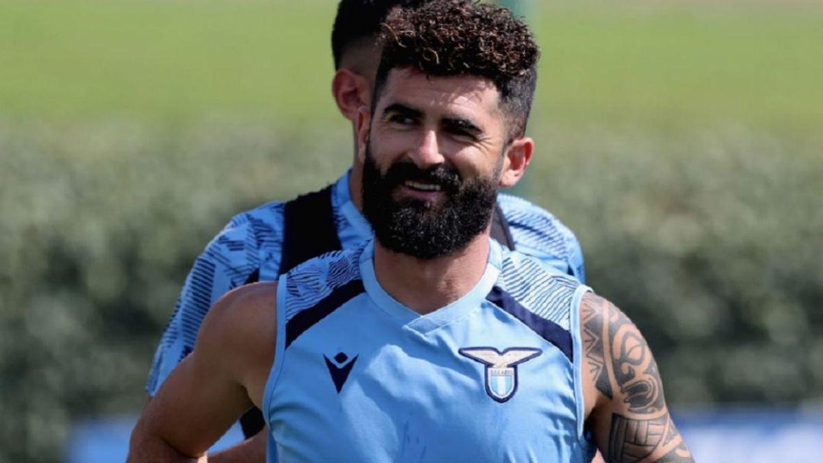 Hysaj llegó a la Lazio con polémica.