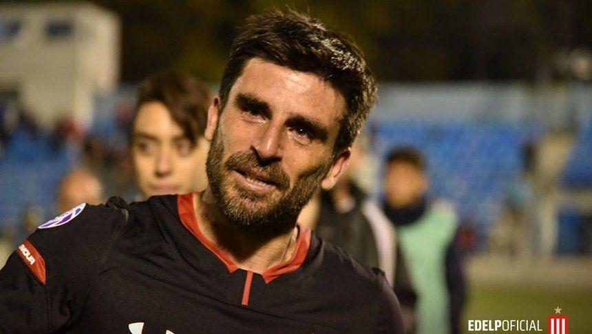 Con una goleada de Estudiantes como regalo, Chapu Braña se retiró del fútbol tras 22 temporadas