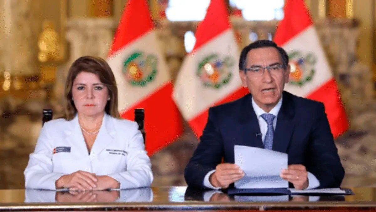 Perú comunicó oficialmente el primer caso de contagio por Coronavirus