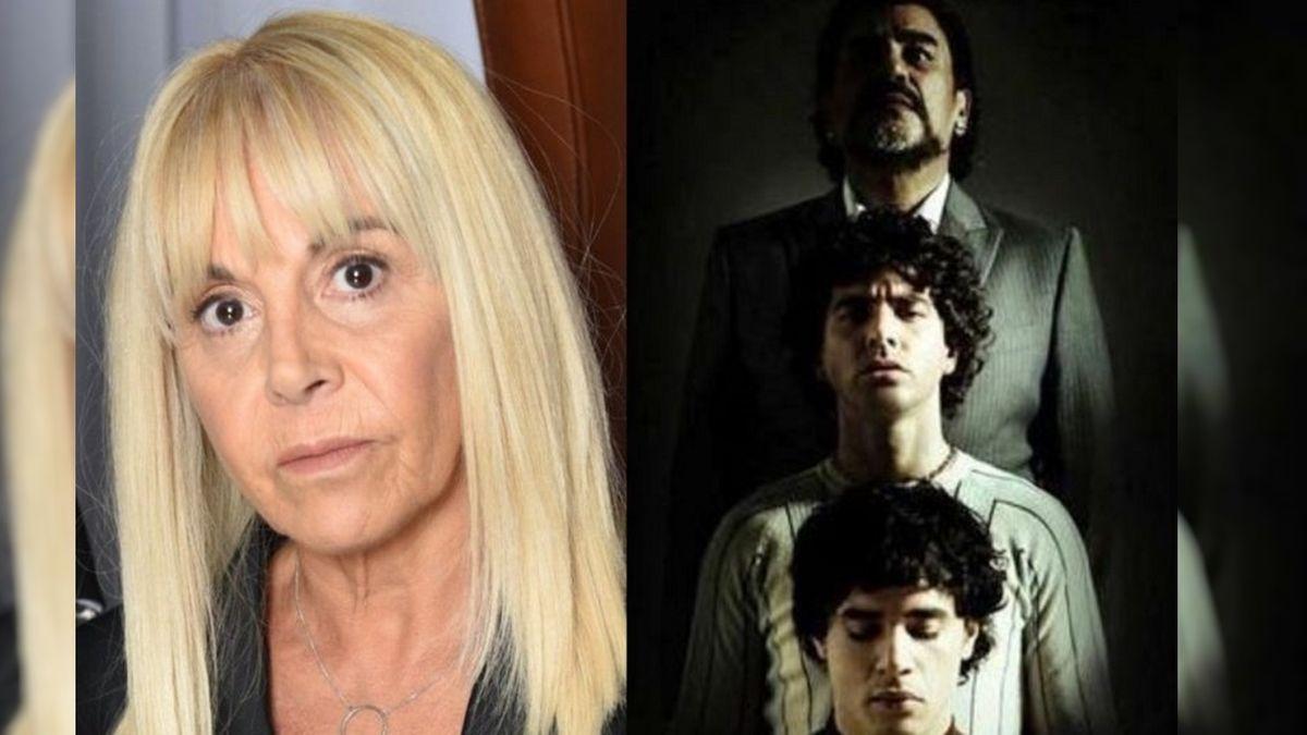 Los motivos por los que Claudia Villafañe no quiere que se estrene Sueño Bendito