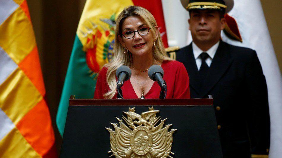 Con Jeanine Añez, Bolivia se suma al grupo de Lima para la normalización institucional de Venezuela