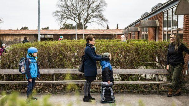 Copenhague ya muestra escenas similares a la etapa previa a la pandemia (Foto: AP)