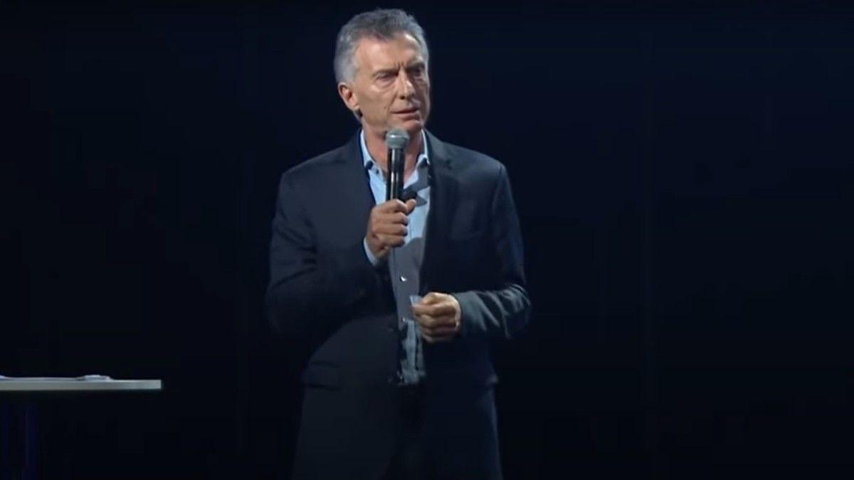 Mauricio Macri: En estas elecciones definimos si vamos a vivir en democracia o en una autocracia