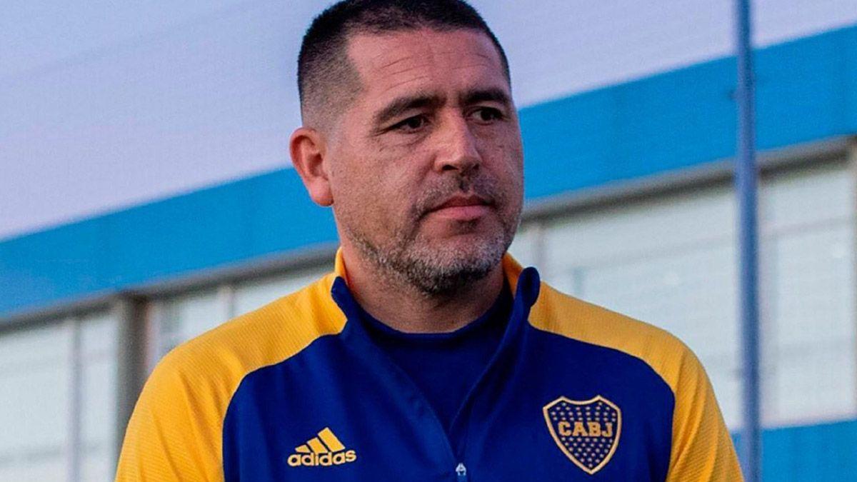 Riquelme destrozó a la Copa Libertadores.
