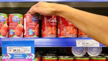 Comercio advierte que controlarán a las empresas para garantizar el buen funcionamiento de Precios Cuidados