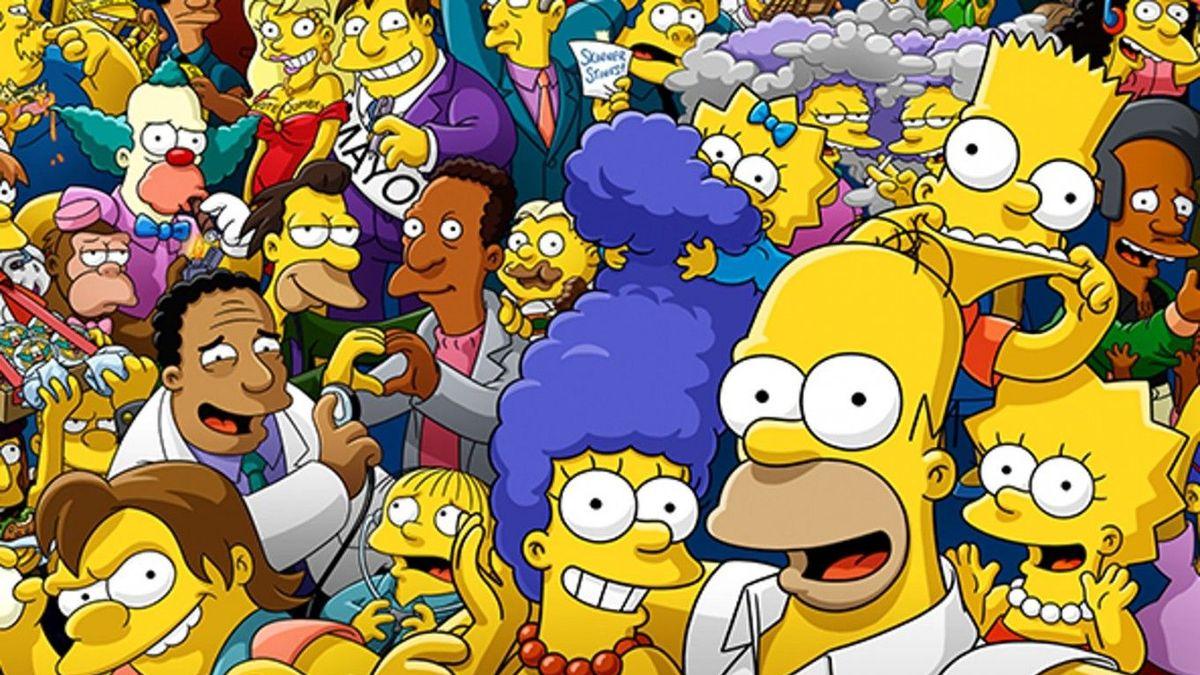 Los Simpsons sorprendieron con un nuevo corto para Disney+