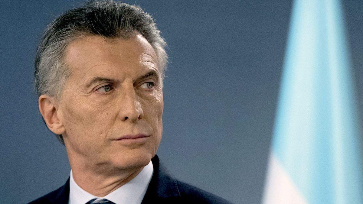 El ex presidente Mauricio Macri está bajo sospecha por el envío de armamento a Bolivia. Foto: Archivo.