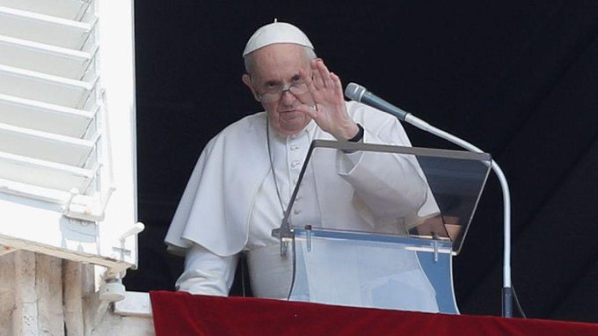 El papa Francisco se refirió a la situación interna en Cuba tras las manifestaciones en contra del gobierno.