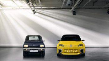 Renault 5 Prototype. Un Concept Car con guiños al pasado