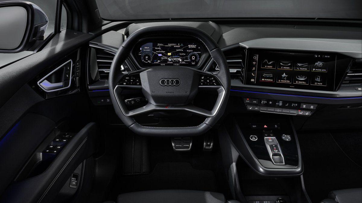 El interior de estos dos modelos SUV eléctricos compactos es espacioso y tiene un diseño minimalista
