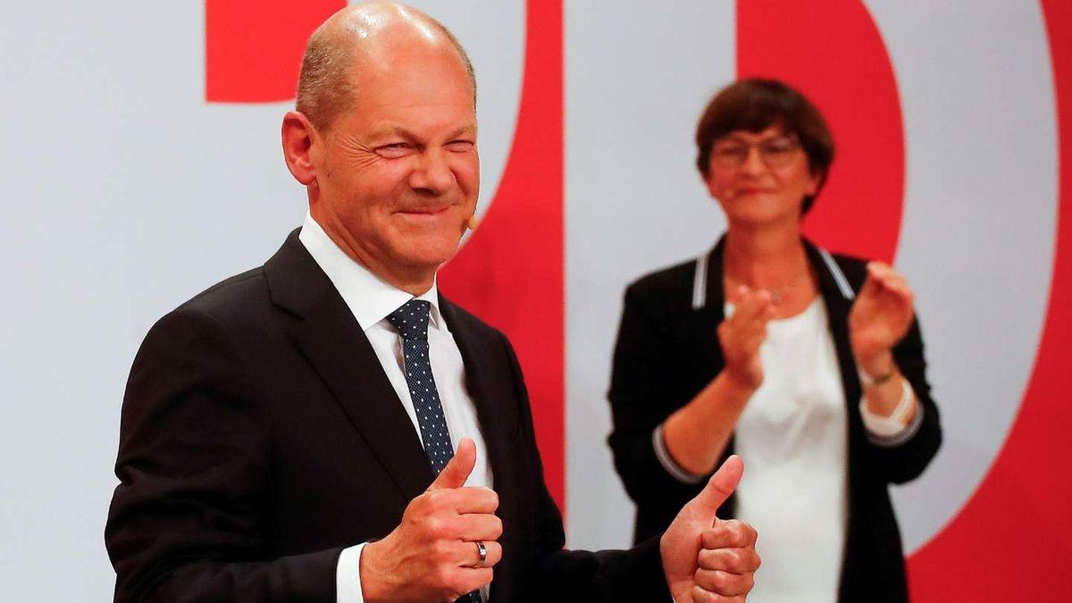 Alemania: ganó el socialdemócrata Olaf Scholz