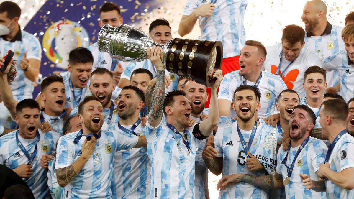 Messi y la Copa América. La eternidad.