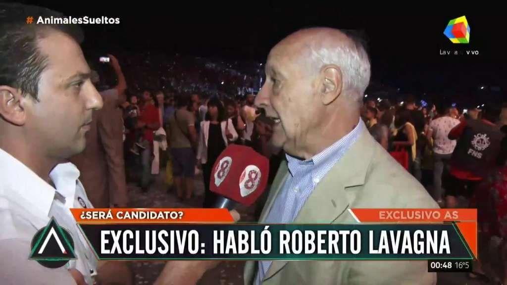 """Habló Lavagna: """"El tema no es mi candidatura, hay que buscar consensos"""""""
