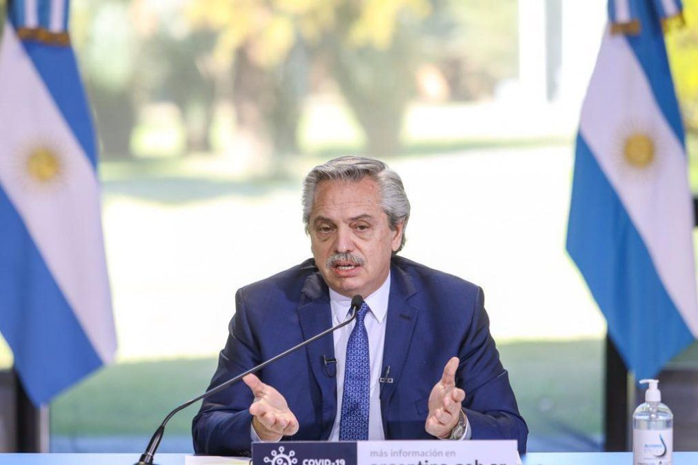 Alberto Fernández firmaría un DNU con más restricciones a partir del sábado. Apela al apoyo de gobernadores. (Foto: Archivo Presidencia).