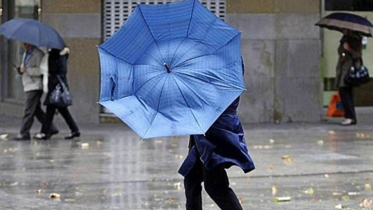 Alerta meteorológica en once provincias por fuertes vientos