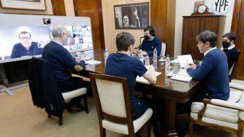 Kicillof se reunió con intendentes de la Costa Atlántica para comenzar a delinear la temporada de verano