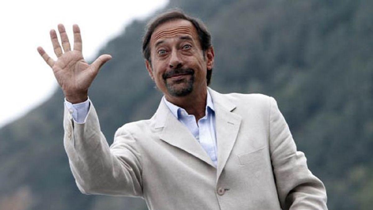 Preocupación: Guillermo Francella dio positivo de Covid