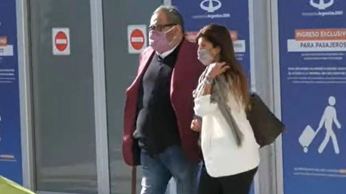 Jorge Lanata regresó de Miami: Estoy bien