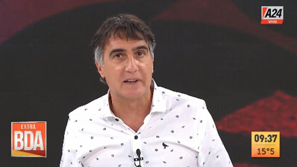 El conductor de Buenos Días América reflexionó sobre la responsabilidad de Frederic acerca de la seguridad en la provincia de Santa Fe. (Foto: captura de video)