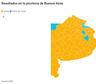 Mapa de las elecciones PASO 2021: ¿Quién ganó en cada municipio de la provincia?