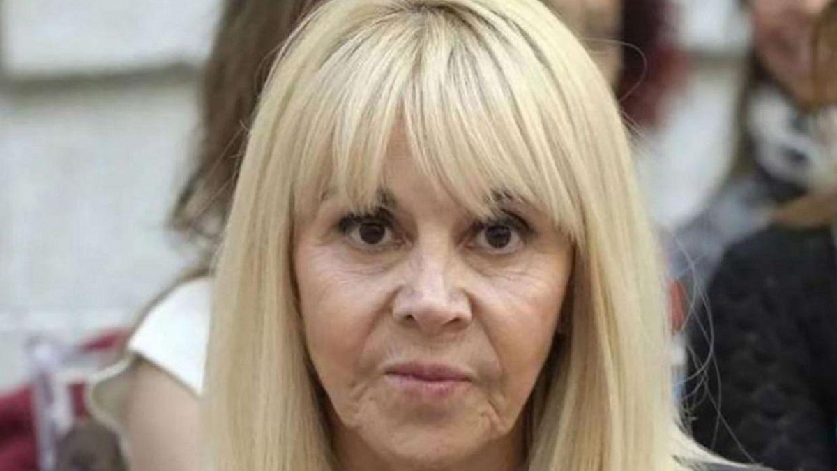 Claudia Villafañe, enojadísima con la serie de Diego Maradona