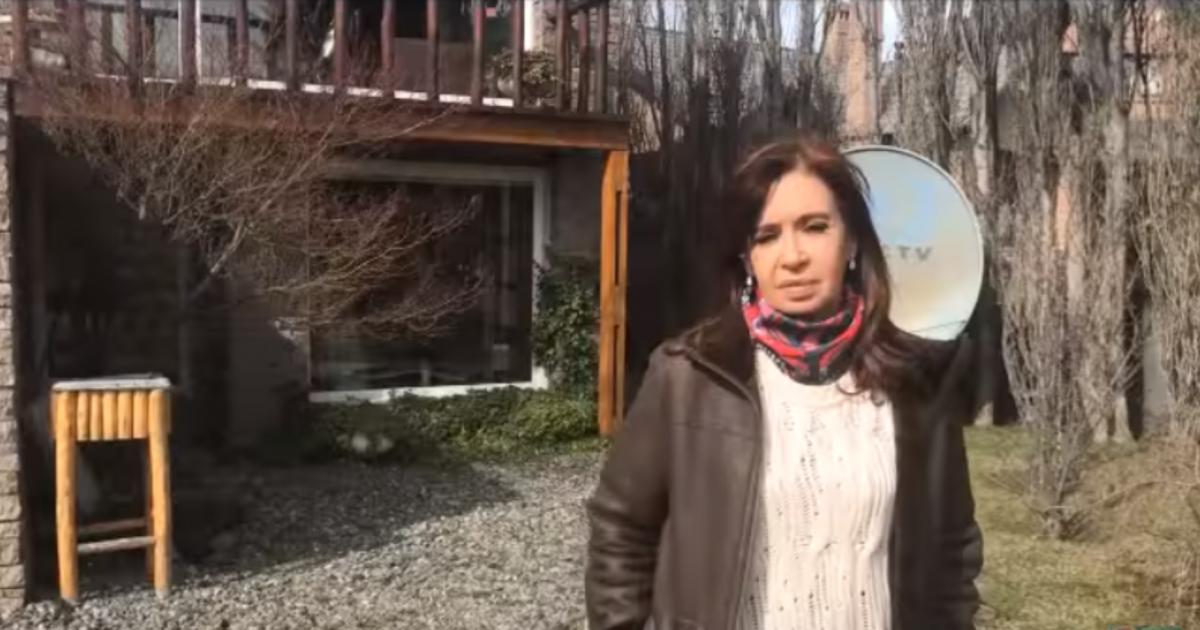 Días agitados para Cristina Kirchner: hoy declara en la causa de la ruta del dinero K
