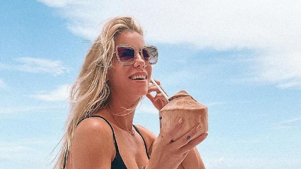 Nicole Neuman ya tiene reemplazo en Santo sábado por su viaje a Miami