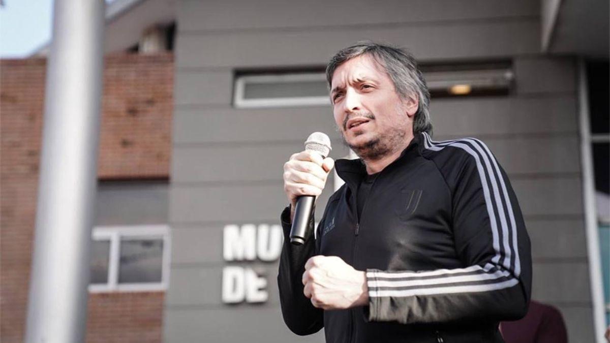 Máximo kirchner habló sobre los cambios en el gabinete de Alberto Fernández. (Foto: archivo)