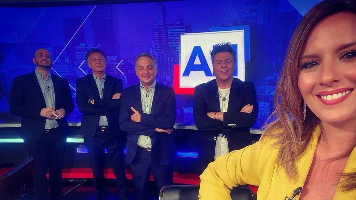 Panelista de América Noticias tiene COVID-19