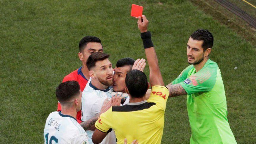 ¿Cuántos, cuándo y en qué partidos cumplirá la sanción Messi?