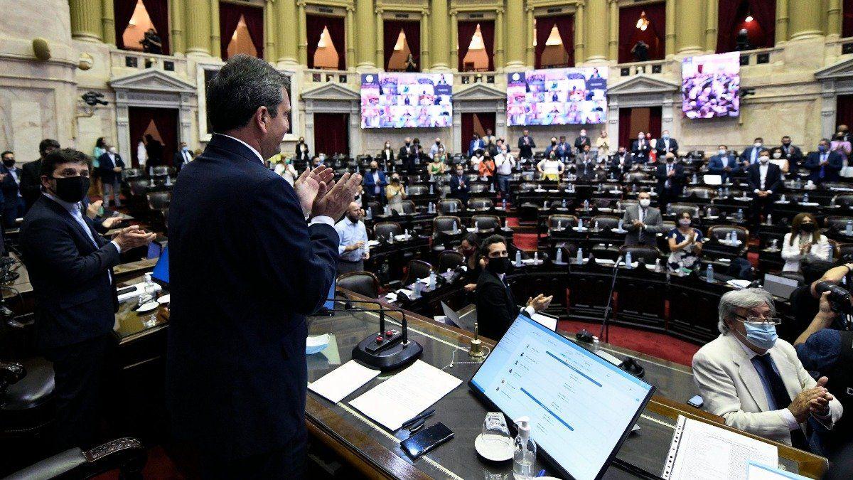 El proyecto de reforma del Impuesto a las Ganancias es una iniciativa del bloque del presidente de la Cámara baja