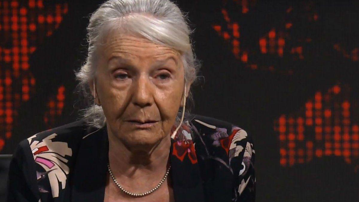 Beatriz Sarlo aseguró que las Islas Malvinas pertenecen a Gran Bretaña.
