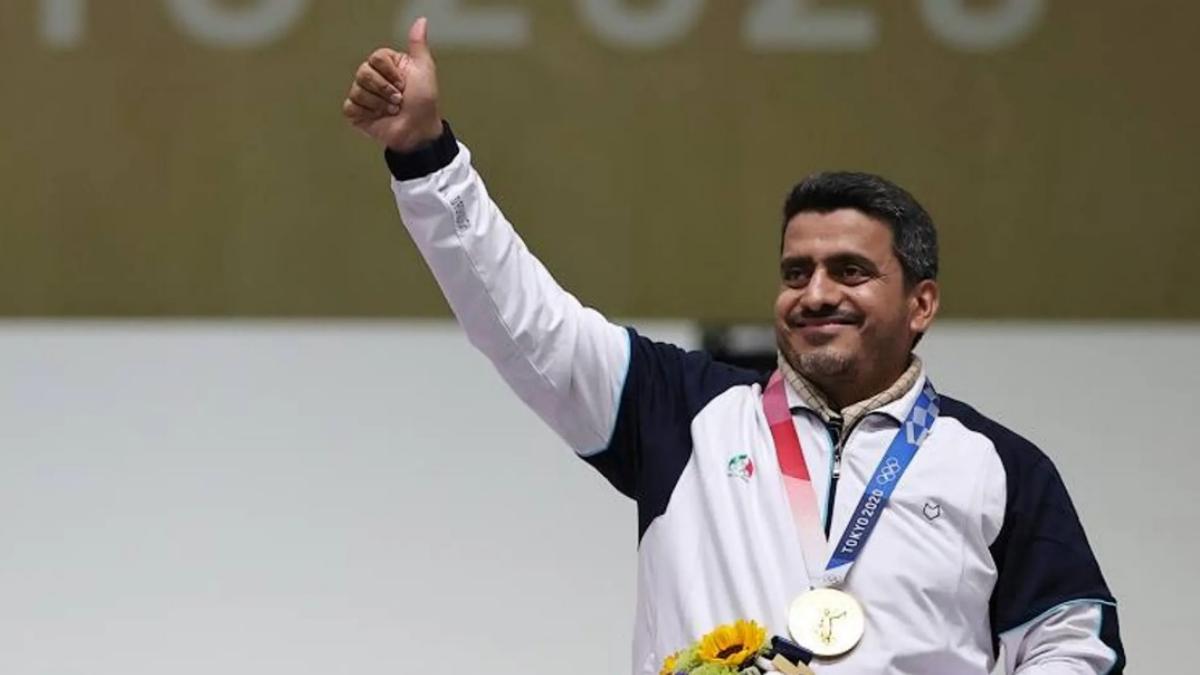 Juegos Olímpicos de Tokio: campeón de tiro es acusado de terrorista.