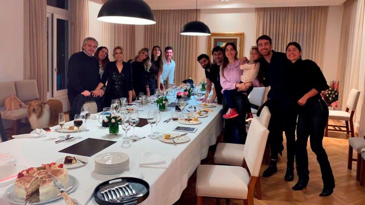 Después de la foto del festejo de cumpleaños de Fabiola Yañez en la Quinta de Olivos