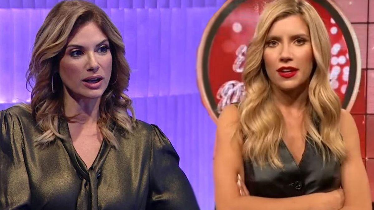 Alessandra Rampolla y otro escándalo en el programa de Laurita: hizo frenar la grabación