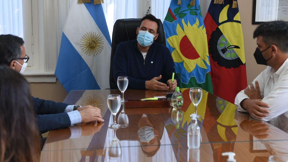 El intendente de Chacacubo