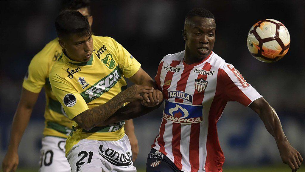 Defensa y Justicia jugará la vuelta contra Junior por Copa Sudamericana en la cancha de Independiente