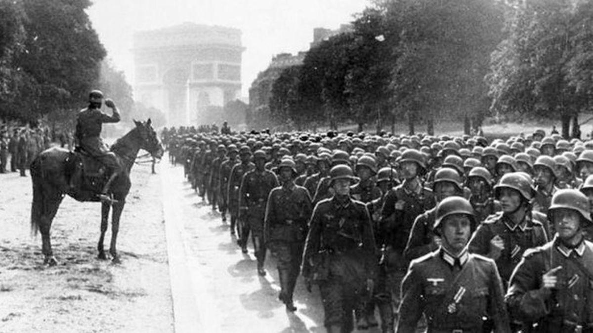 Hitler toma París: La caída de Francia (II Guerra Mundial)