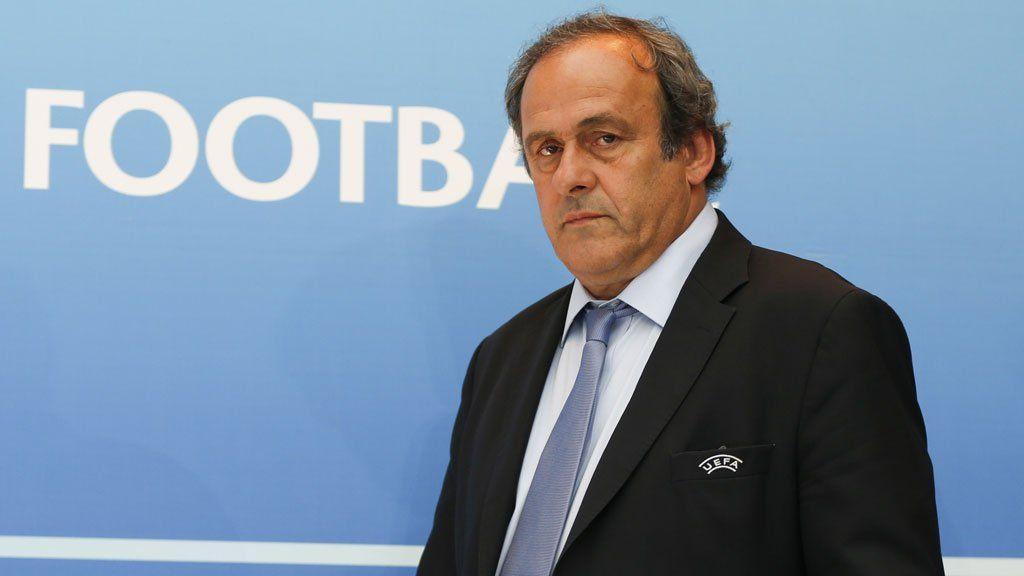 Detuvieron a Michel Platini, acusado de corrupción por la elección de Qatar como sede del Mundial 2022