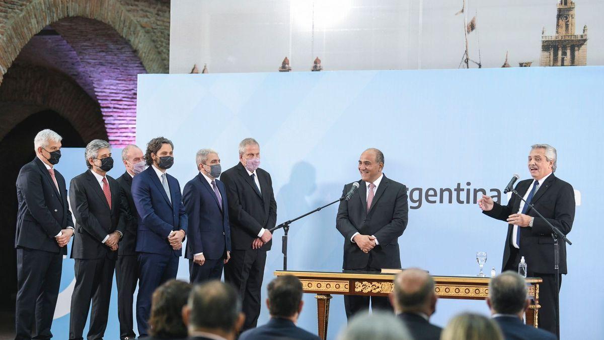 Nuevo Gabinete: Aníbal Fernández