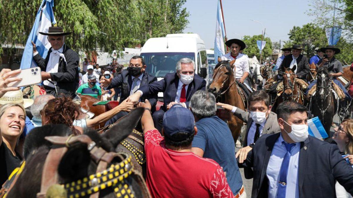17 de octubre: el kirchnerismo le torció el brazo al Presidente y anticipa la pelea que viene en el Frente de Todos
