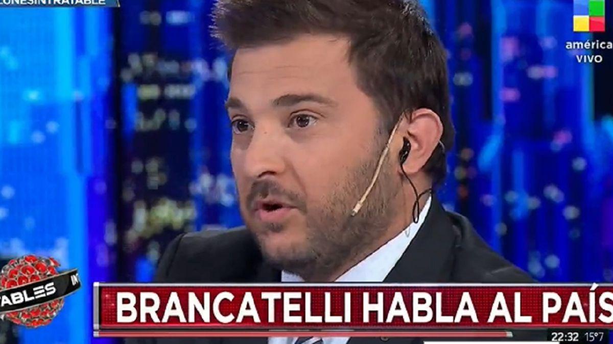 La esperanza de Diego Brancatelli tras la derrota del Frente de Todos