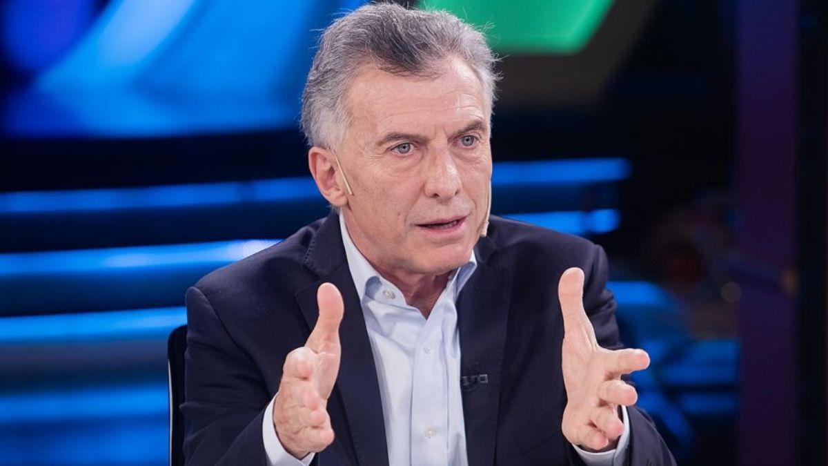 Mauricio Macri continúa su búsqueda de privatizar el fútbol.