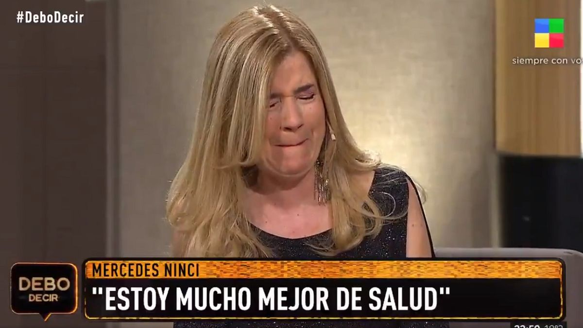 Mercedes Ninci: No tengo plata ni para cargar la SUBE