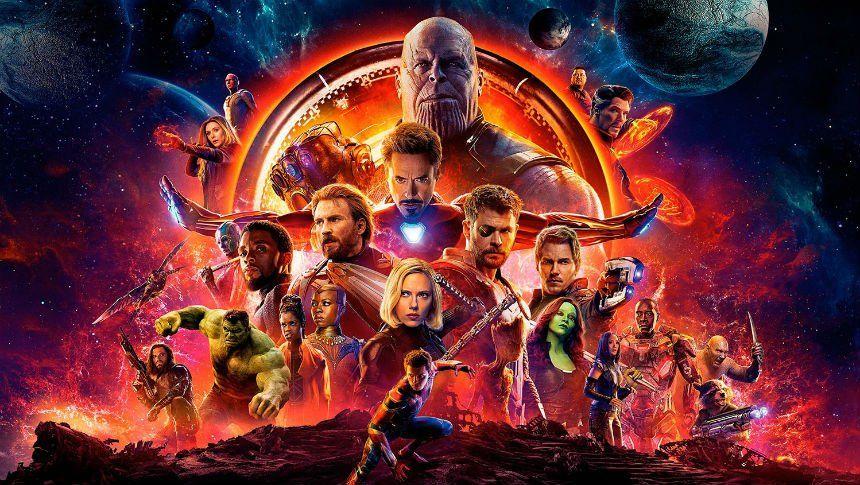 El Mundial y Avengers Infinity War, fusionados en un video para palpitar el gran evento