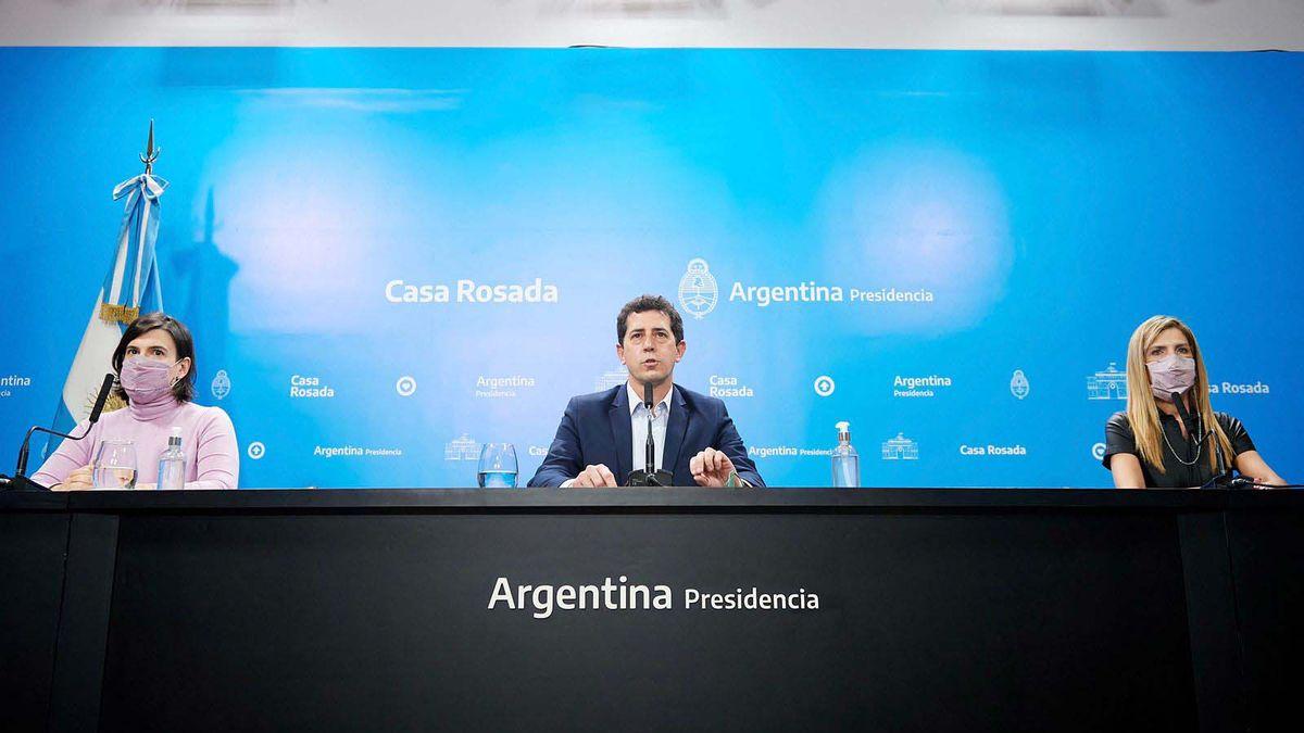 PASO 2021: el ministro del Interior
