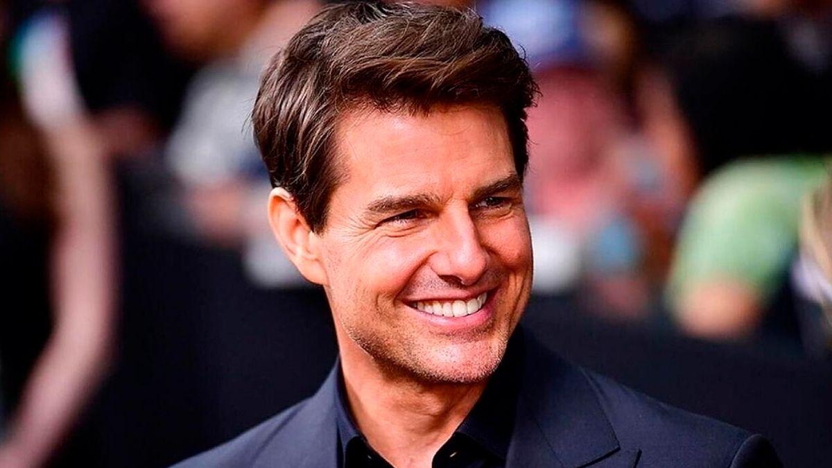 Tom Cruise reapareció en público... ¡y tiene otra cara!