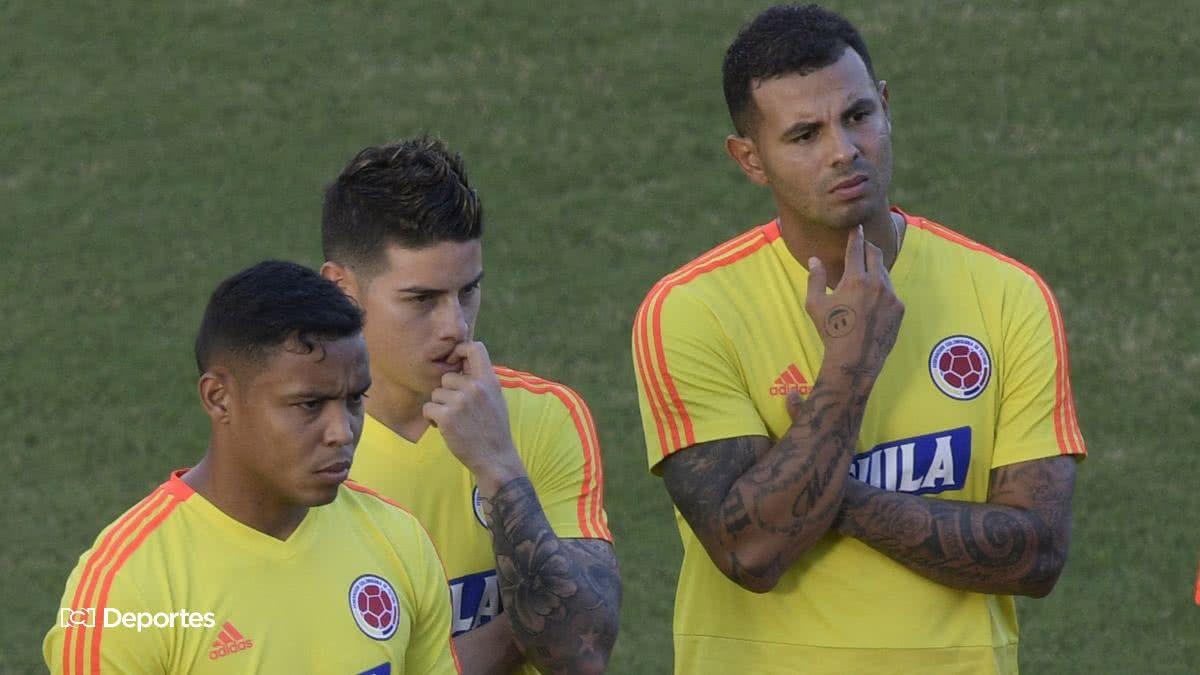 James Rodríguez no estará en la Copa América y su lugar será ocupado por Cardona.